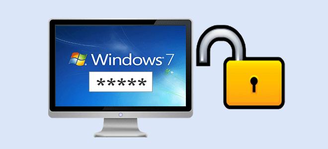 Как разблокировать компьютер, если забыли пароль Windows 7