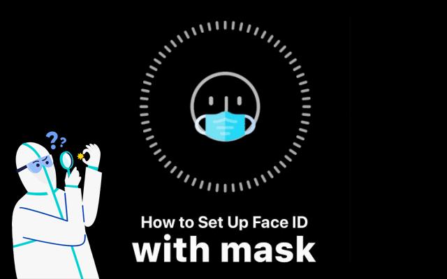 Как разблокировать iPhone Face ID в маске