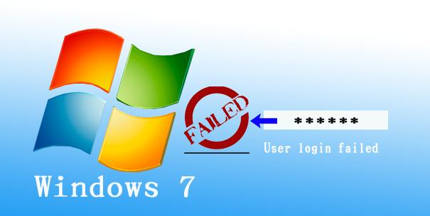 Как исправить ошибку входа пользователя в Windows 7