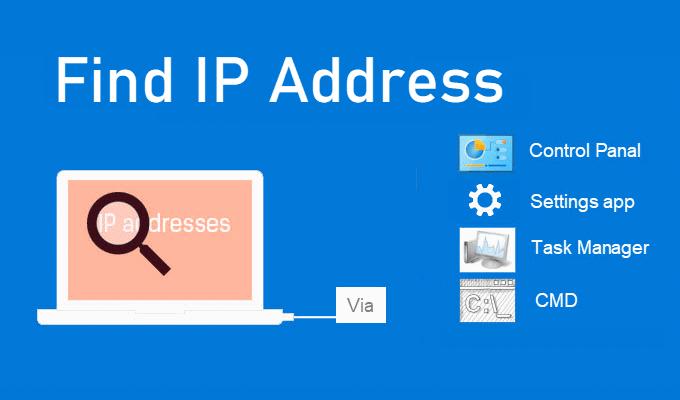 Как просмотреть IP-адрес вашего ПК с Windows 10