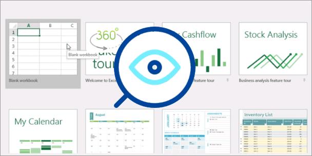 Как одновременно просматривать два или более листов одной книги Excel