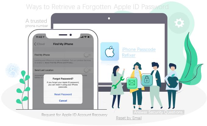 Как получить Apple ID или пароль iCloud на iPhone