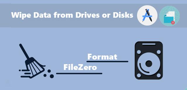 Как безопасно стереть данные с жесткого диска, USB-накопителя или SD-карты