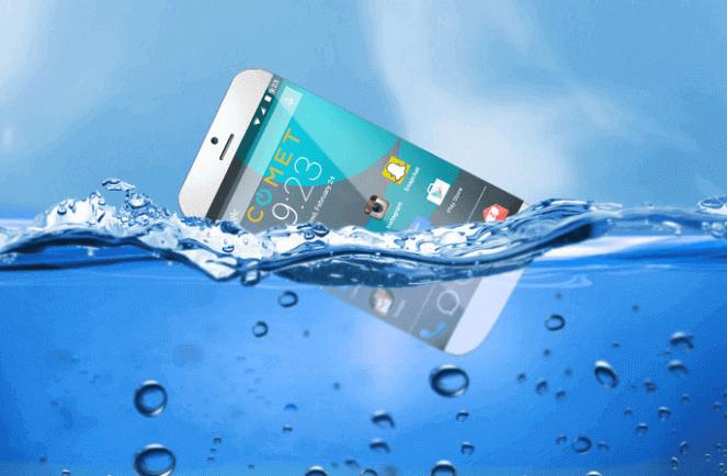 Как исправить ваш смартфон, упавший в воду