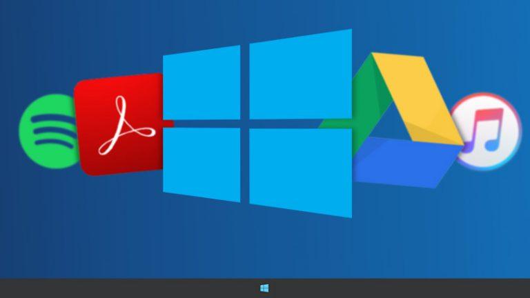Как остановить запуск приложений Windows 10 при запуске