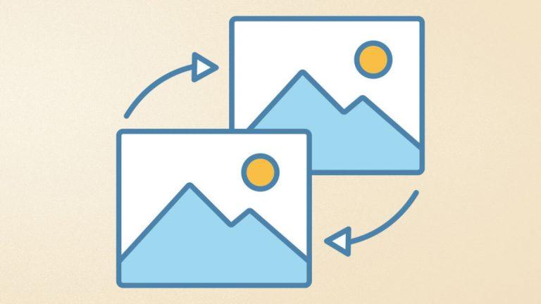 Нужно переключить PNG на JPG?  Как конвертировать изображения и веб-файлы