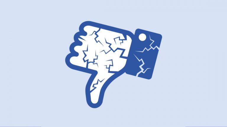 Как быстро удалить старые сообщения в Facebook