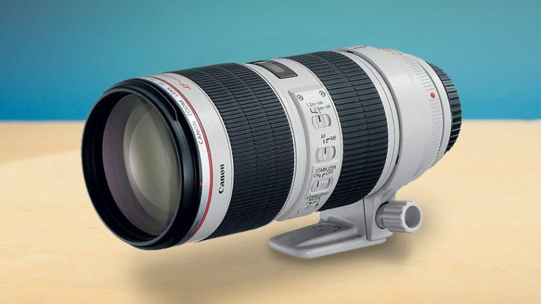 Как выбрать лучший объектив Canon для вашей камеры