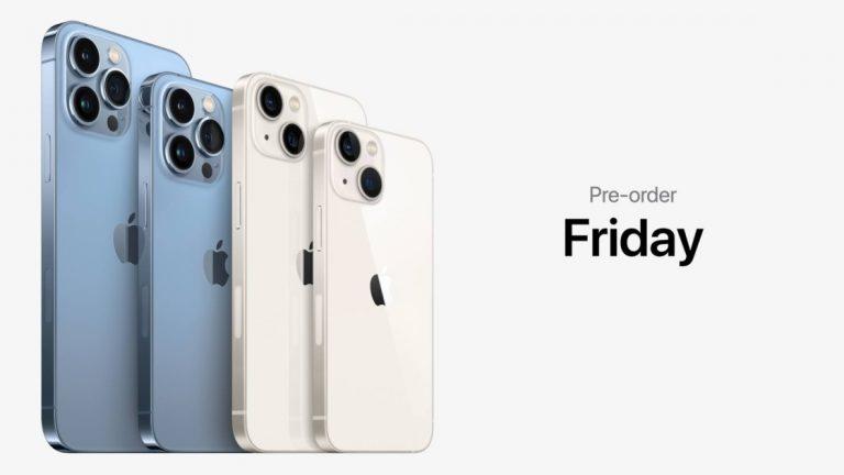 Предварительные заказы на iPhone 13: как купить и получить лучшее предложение