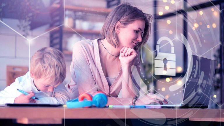 Учеба безопаснее: как научить детей понимать безопасность в Интернете